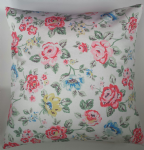 "Cushion Cover in Cath Kidston Rainbow Rose 14"" 16"" 18"" 20"""